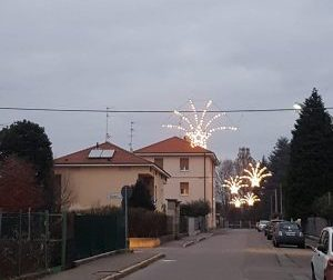 Mozzate, in paese è già Natale grazie al Bozzente