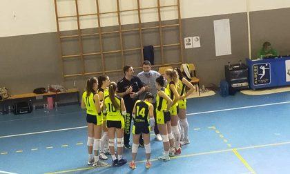 Albese Volley ancora un buon test per la Tecnoteam contro Mandello