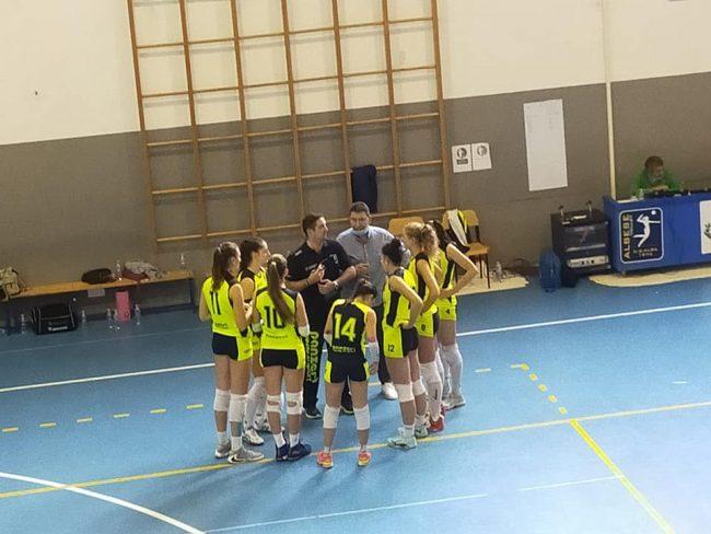 albese volley Amichevole Tecoteam Legnano