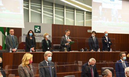 In Regione Lombardia la commemorazione dell'ex consigliere Emilio Russo