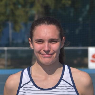 tennis lariano Chiara Giaquinta