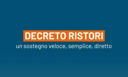 """Decreto Legge 23 novembre 2020, n. 154 – """"Ristori Ter"""""""