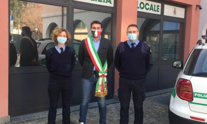 Due agenti lasciano la Polizia locale di Olgiate: il saluto del sindaco