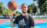 """Basket lariano, Alessio Meroni: """"Io sempre attivo tra parquet e allenamenti on line"""""""