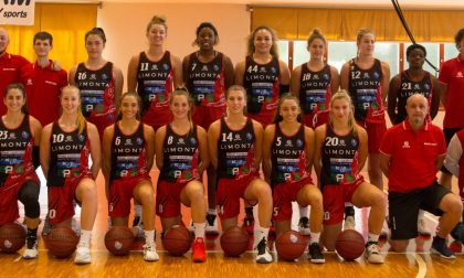 Basket femminile si è chiuso il 2020 e l'andata della serie A1 rosa