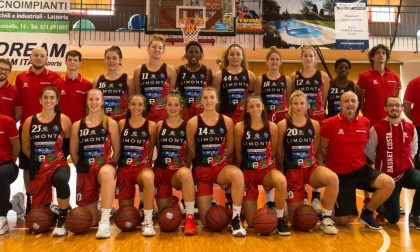 Basket femminile sabato la Limonta Costa torna in campo in Sardegna