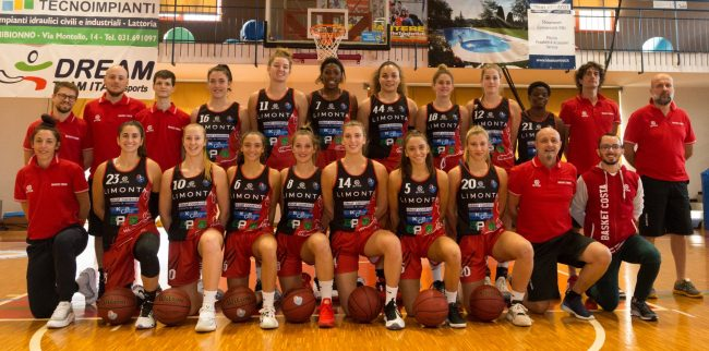 Basket femminile Costa Masnaga
