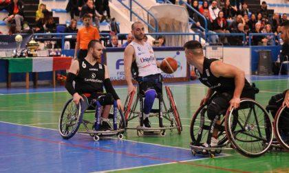 Basket in carrozzina, UnipolSai Briantea84 Cantù ha nel mirino la Coppa Italia