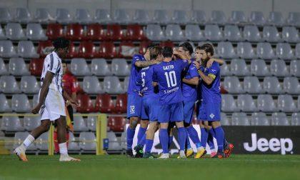 Como calcio, la Pro Sesto aggancia in vetta Carrarese e Renate