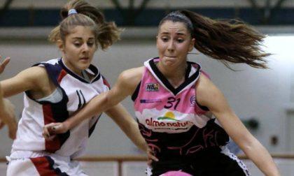 Basket femminile, Elena Bestagno torna in Italia e firma con Vigarano