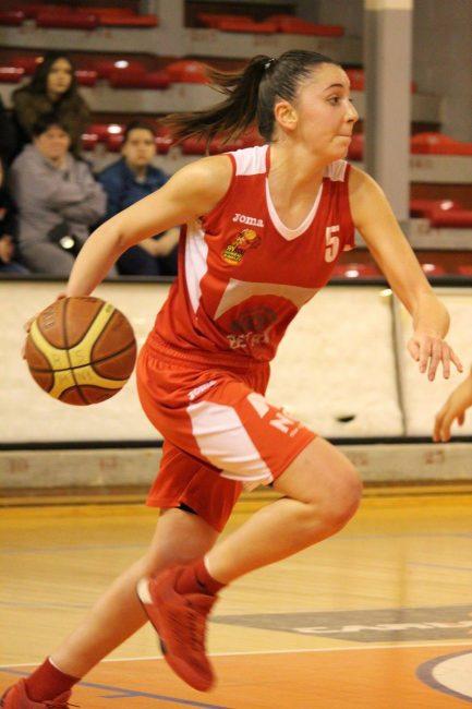 Basket femminile Elena Bestagno