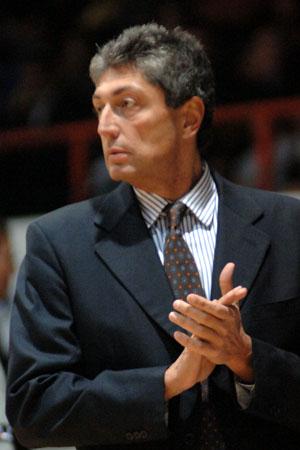 pallacanestro Fabrizio Frates