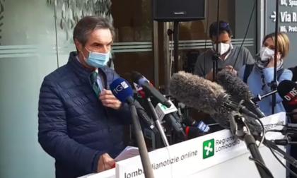 """Vaccino Covid-19, Fontana: """"In Lombardia il 27 dicembre le prime 1.620 dosi"""""""