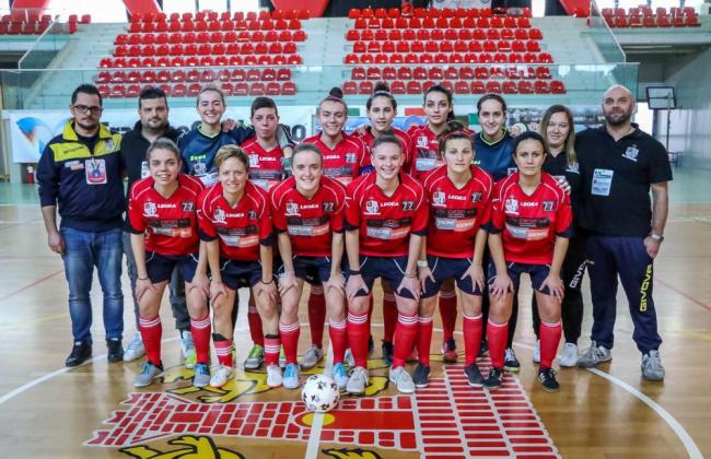 Calcio femminile Italgorls