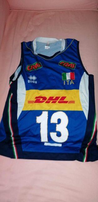 Pallavolo femminile maglia di Sofia Monza
