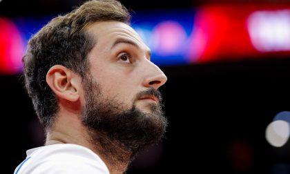 Pallacanestro Marco Belinelli è ritornato dalla NBA in Italia e alla Virtus Bologna