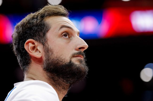 pallacanestro Marco belinelli