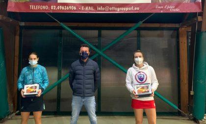 """Tennis lariano, Maria Aurelia Scotti ha vinto il Rodeo """"Ottogroup"""" del Club Tennis Ceriano"""
