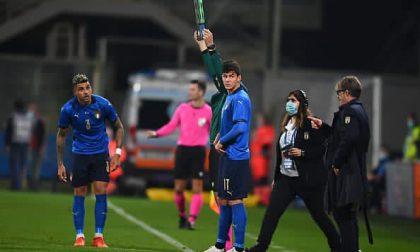Como calcio, l'ex lariano Matteo Pessina oggi in panchina in Italia -Polonia