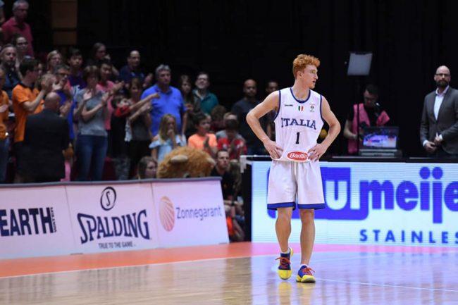 Pallacanestro Nico mannion in NBA