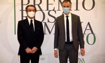 Premio Rosa Camuna 2020, tra i vincitori anche l'erbese Ezio Frigerio