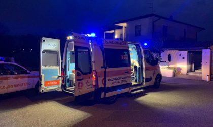 Operaio cade da tre metri: attimi di paura a Bulgarograsso