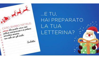 """""""Caro Babbo Natale vorrei…"""" è la nostra iniziativa benefica: ogni letterina diventa un pasto donato ai bisognosi"""