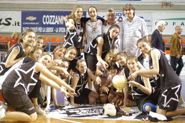 Baasket femminile Elena Bestagno a Como