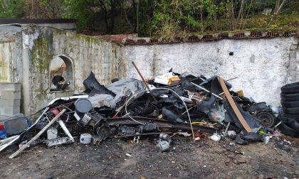 Sequestrato capannone e denuciate tre persone per gestione illecita di rifiuti pericolosi FOTO