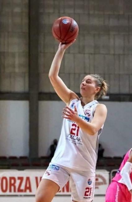 Basket femminile Angelica Tibè
