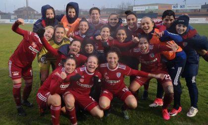 Calcio femminile Como Women doma Ravenna e resta ancora da sola in testa