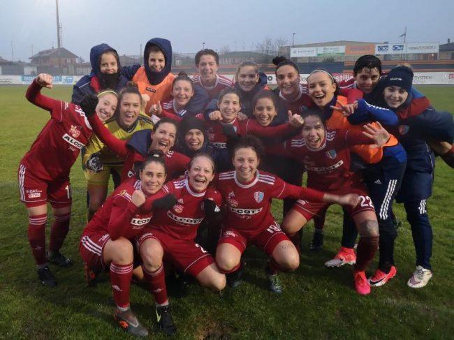 calcio femminile Como women capolista