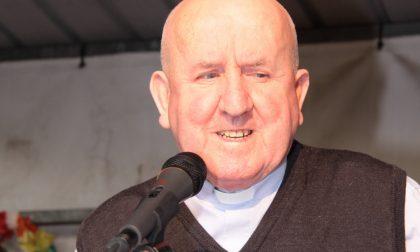 Lutto per la Comunità pastorale San Paolo della Serenza: addio a don Egidio