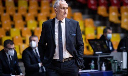 Basket, l'Acqua S. Bernardo Cantù non vince la prima sfida del 2021