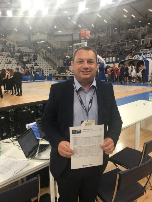 pallacanestro lariana Guido Corti