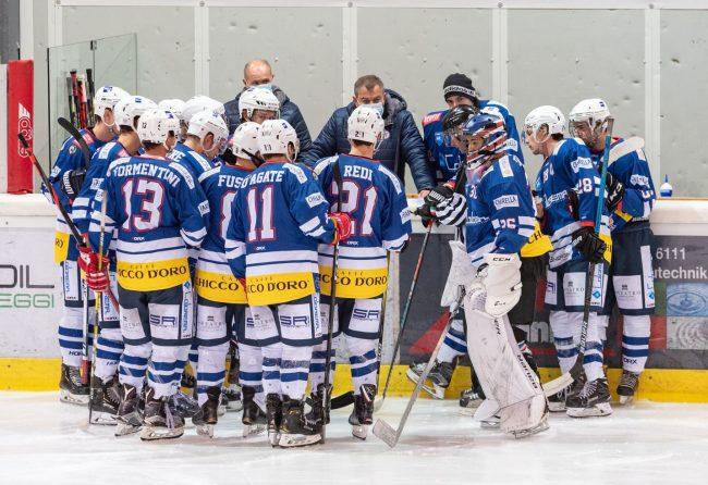 Hockey como dice stop