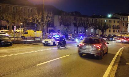 Incidente in Napoleona tra auto e moto: traffico rallentato