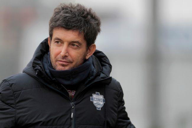 Como calcio Giacomo Gattuso