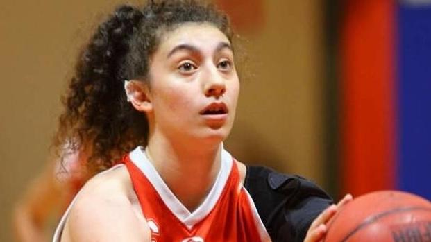 Basket femminile Laura Meroni