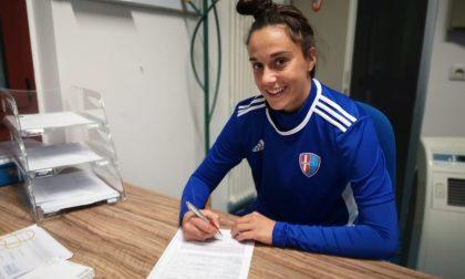 Calcio femminile, Marta Varriale è una nuova giocatrice della Como Women
