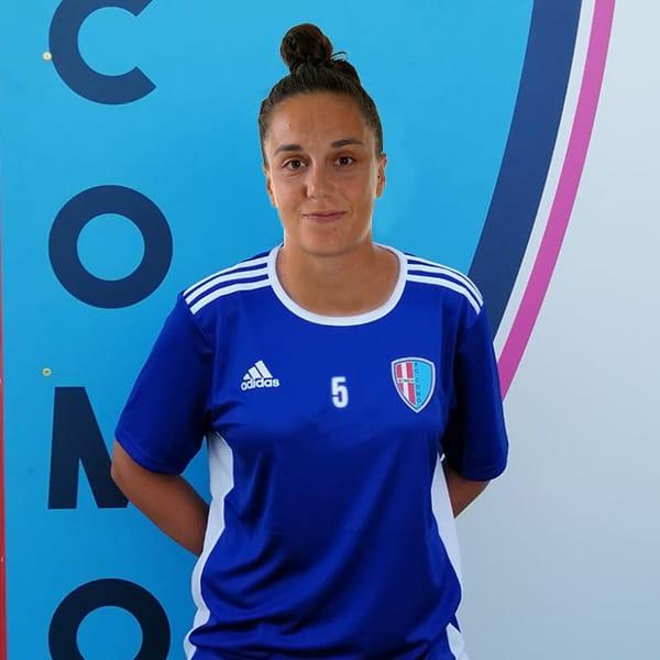 Calcio femminile Marta Varriale