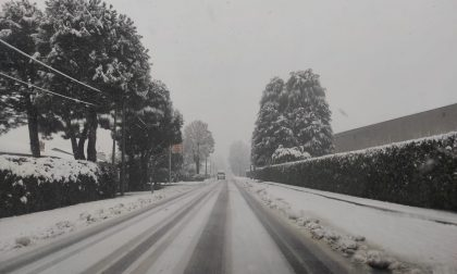 Allerta meteo per neve a Como: servizio notturno della Locale e parchi chiusi domani