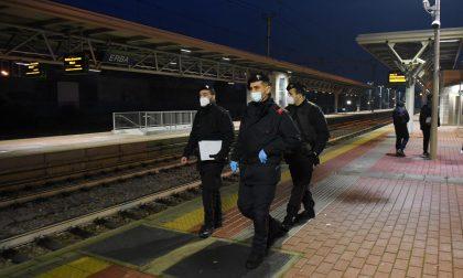 Stazione di Erba servizio di controllo dei Carabinieri FOTO