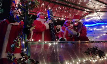 I doni a Casnate sono già arrivati grazie ai Babbo Natale della Pro Loco FOTO