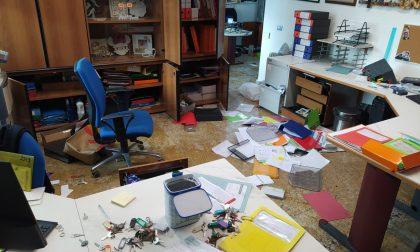 Furto in azienda: capannone devastato, i ladri scappano con tutta l'attrezzatura