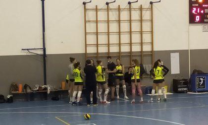 Albese volley Tecnoteam stasera allenamento congiunto con la Picco Lecco