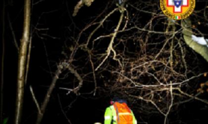 Disperso in montagna, 23enne ritrovato ore dopo: era a casa sua