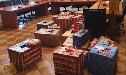 Montorfano dal grande cuore: tanti pacchi donati dai cittadini alle famiglie indigenti