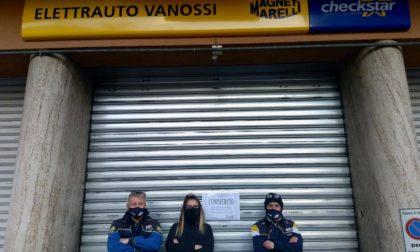 """Negozianti in protesta a Canzo Zoffili (Lega): """"Porterò la vostra voce in Parlamento"""""""