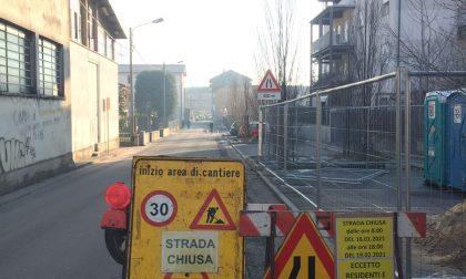 Strada chiusa al traffico fino al 25 settembre